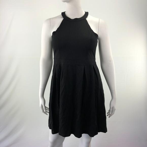 BCRYDRESS Dresses & Skirts - Blackless Short Sexy XL Halter Neck A-Line Dress